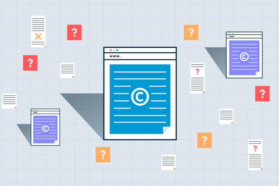 The Truth About Copyright Notices on the Web