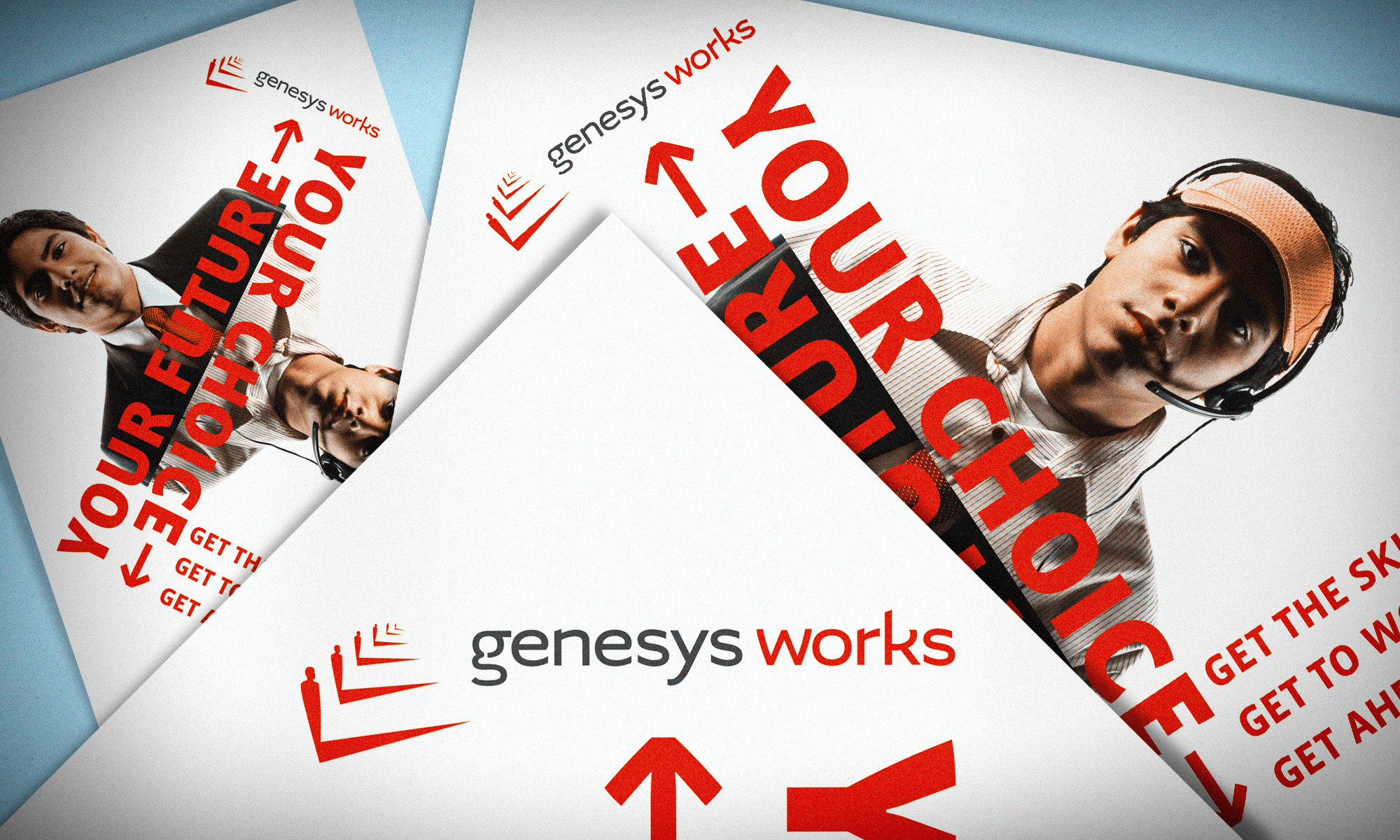 Genesys Works Print Material